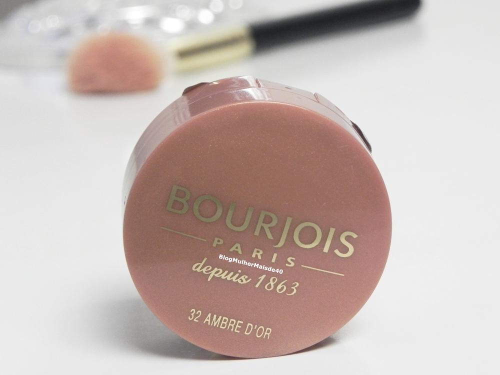 blush bourjois ambre d'or 1