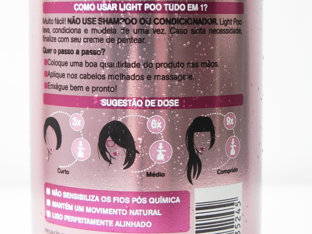 light poo elseve loreal 3