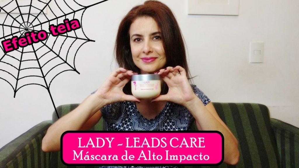 mascara de alto impacto lady leads care efeito teia