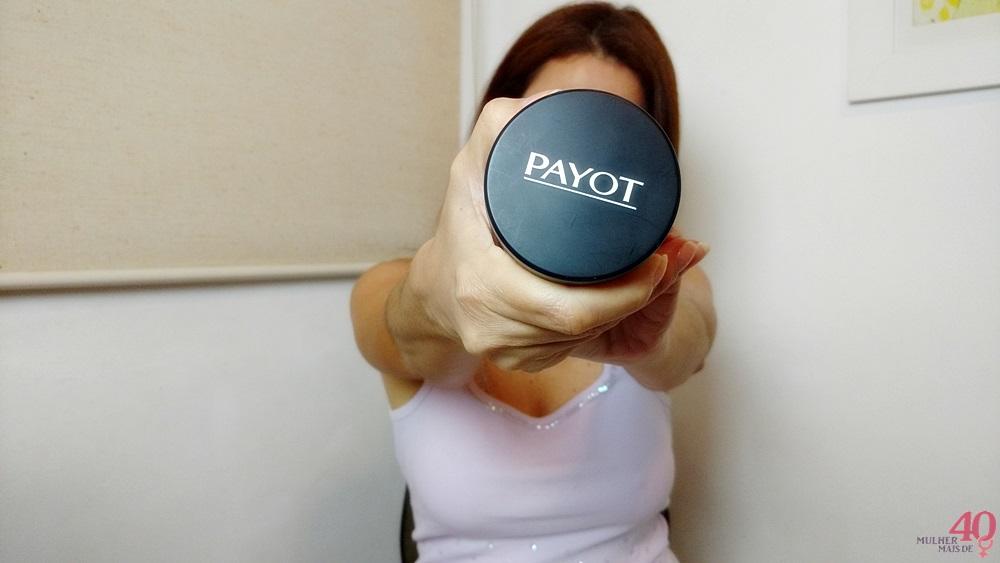 Pó translúcido mate Payot nº 5