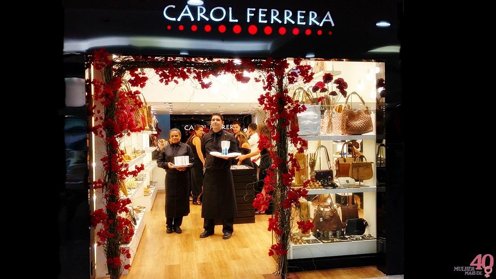 Dia dos namorados entrada da loja Carol Ferrera