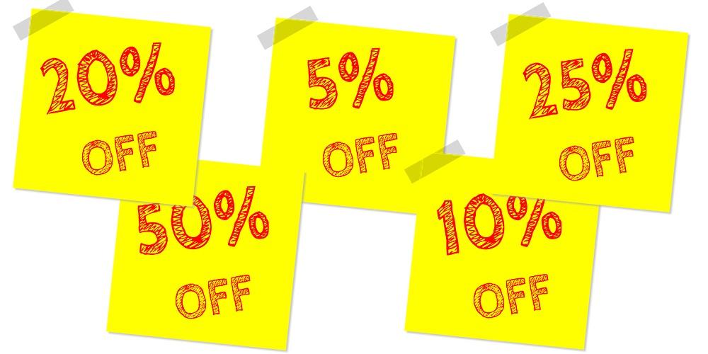 Preços imperdíveis para compras online