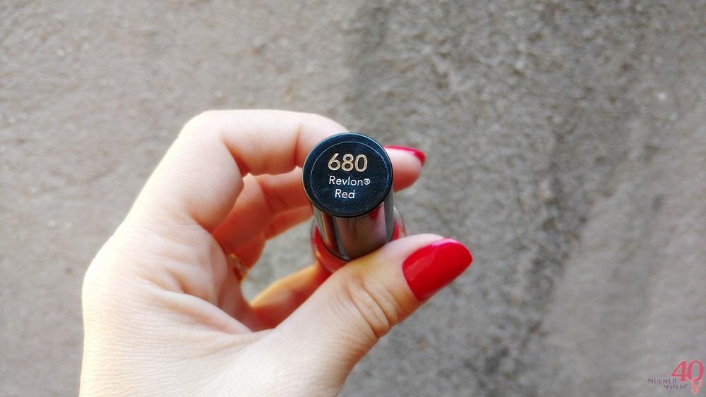 Red 680 esmalte da Revlon