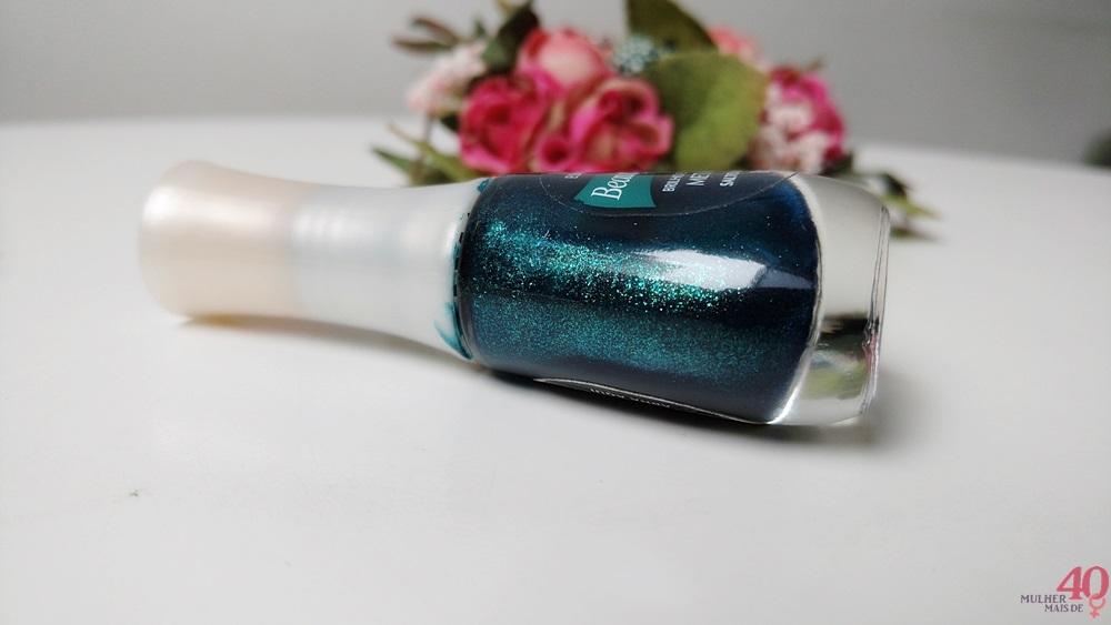 Esmalte metálico Beautycolor Salto Agulha textura