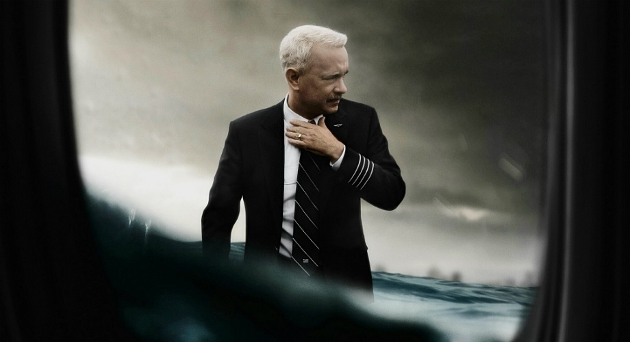 Sully: O Herói do Rio Hudson com Tom Hanks