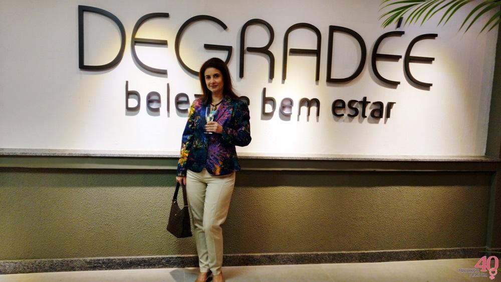 Degradée Beauty Mall inauguração
