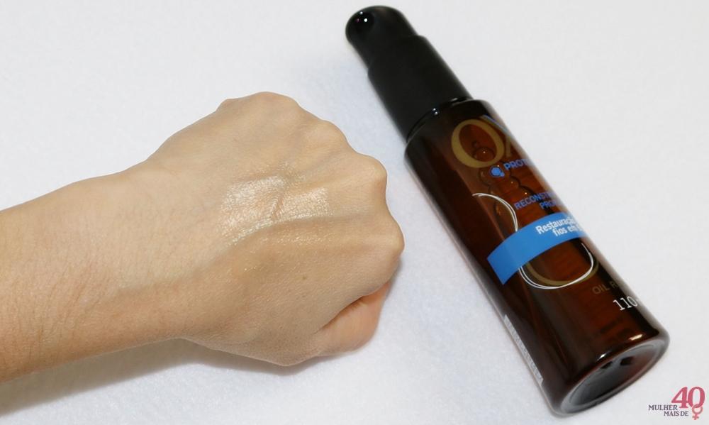 Óleo Reparador OX Proteins da Ox Cosméticos pigmentação