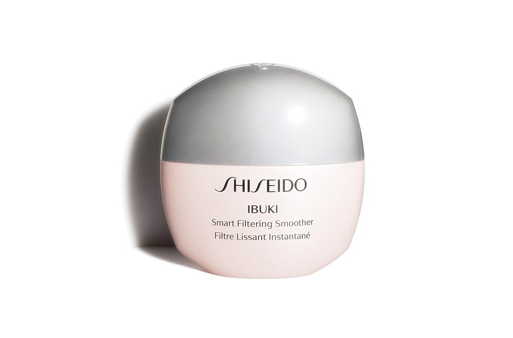 Shiseido Ibuki Smart Filtering Smoother apresentação