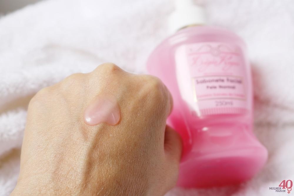 Sabonete facial pele normal ligia kogos produto