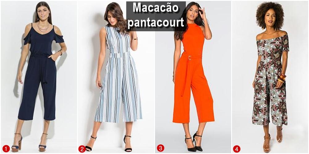 Macacão Pantacourt - sugestões da Posthaus
