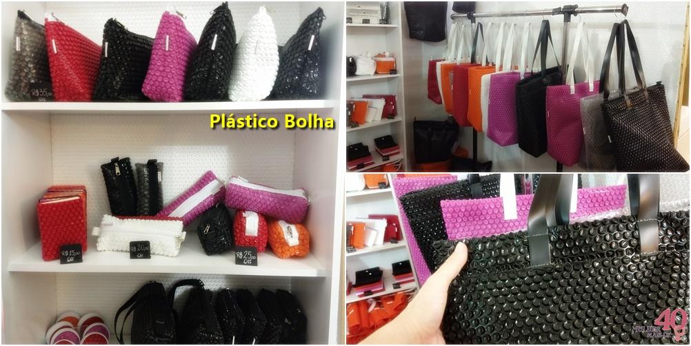 Circuito Moda Carioca 2017 plástico bolha